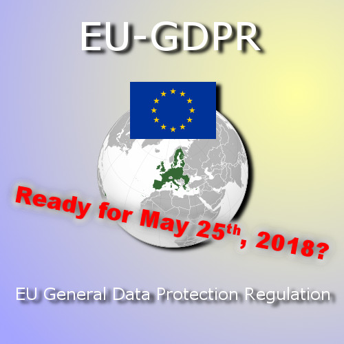 EU - General Data Protection Regulation