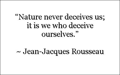 Quote by Jean-Jacques-Rosseau