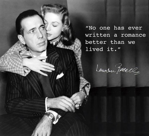 Lauren Bacall (Quote)