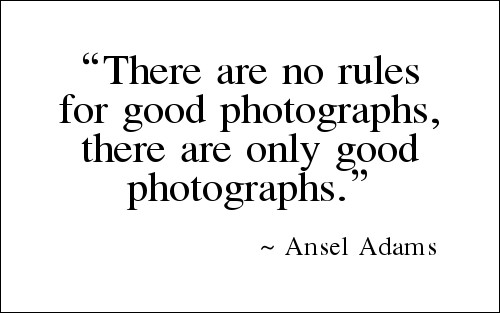 Quote by Ansel Adams