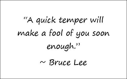 Quote by Bruce Lee