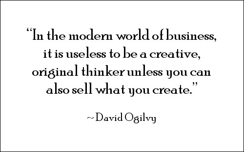 Quote by David Ogilvy