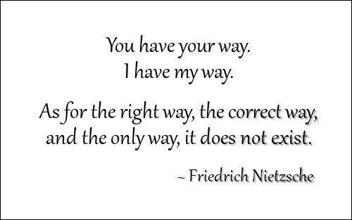Quote by Nietzsche