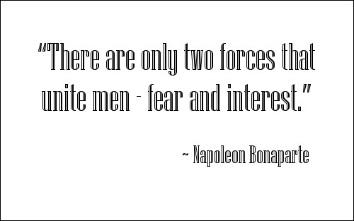 Quote by Napoleon Bonaparte
