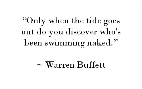 Quote by Warren Buffett