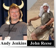 Entrepreneurial Success Stories: John Reese And Andy Jenkins