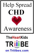 Help Spread CHD Awareness