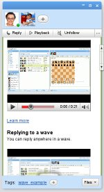 Productivity And Google Wave